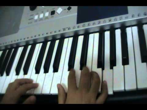 como tocar mario bros en el piano