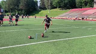 Video Film Study | Special Teams Football Academy | 4 Day Kicking Camp