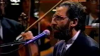 Franco Battiato - Concerto di Natale, Teatro Bellini (Catania, 18-12-1993)