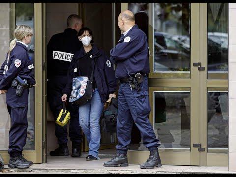 الكشف عن جنسية مهاجم المسجد في باريس