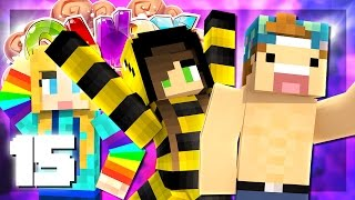 CHOOSING BUILD CONTEST #2 WINNERS!  w/ HEYIMBEE & STRAWBURRY! | EP 15 | CandyCraft Minecraft Server