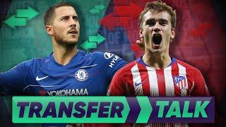 Does Antoine Griezmann Leaving Atletico Madrid Confirm His Barcelona Transfer?! | Transfer Talk