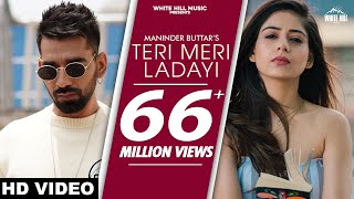 Teri Meri Ladayi – Maninder Buttar Video HD