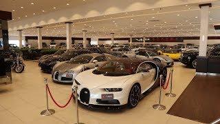 Supercar Shopping in Dubai!!
