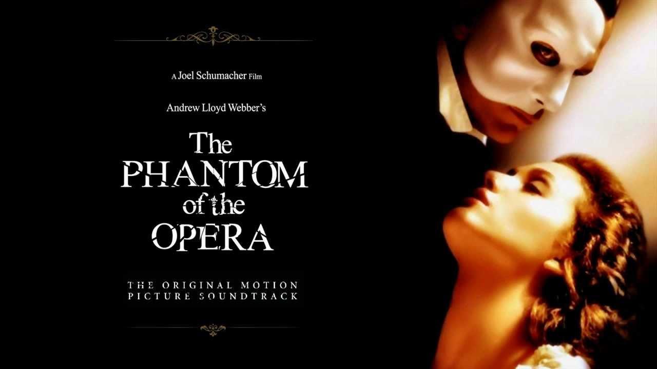 the phantom of the opera soundtrack ost youtube. Black Bedroom Furniture Sets. Home Design Ideas