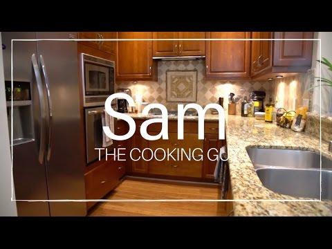 8 Small Kitchen Organization Tips