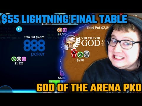 TONKAAAAP $50K BOUNTY TOURNAMENT & FINAL TABLE!
