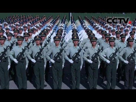 院校科研方队:高学历的人才方阵 | CCTV