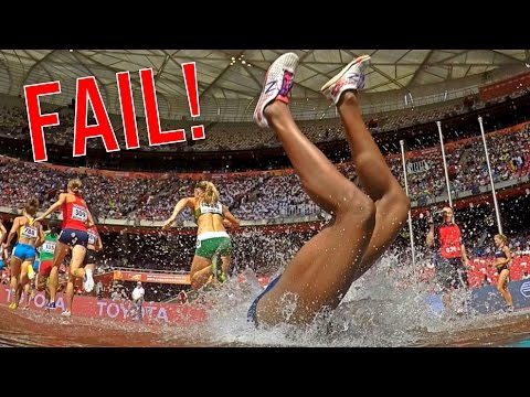 Ultimate Running Fails  Poster