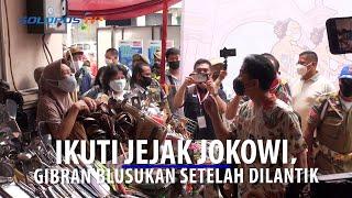 Ikuti Jejak Jokowi, Gibran Blusukan Setelah Dilantik