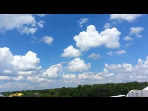 On-Ride POV: Astro Orbitor at Magic Kingdom