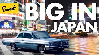 Japan's Surprising Obsession with American Cars