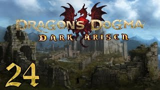 Dragon's Dogma: Dark Arisen PC - 24- Escorting Selene and Ser Berne, From a Different Sky