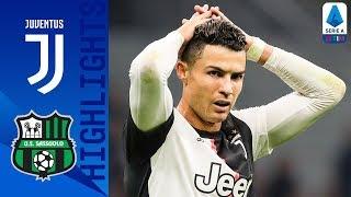 01/12/2019 - Campionato di Serie A - Juventus-Sassuolo 2-2, gli highlights