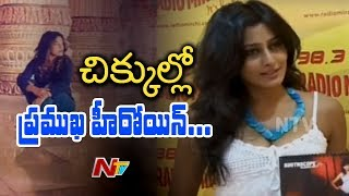 Heroine Nidhi Faces Public Anger Over Photo Shoot in Mysor..