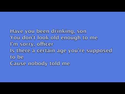 Arctic Monkeys - Riot Van (Lyrics)