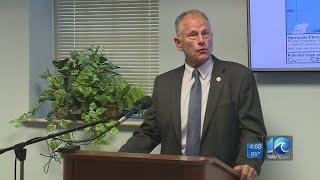 Video: Virginia Beach Officials Prepare for Hurricane Florence