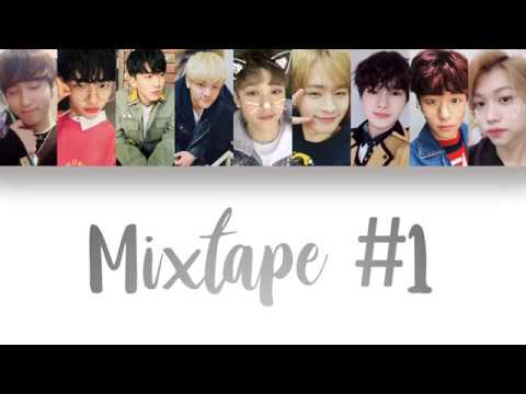 Stray Kids (스트레이 키즈) - Mixtape #1 [Han/Eng/Rom Colour Coded Lyrics]