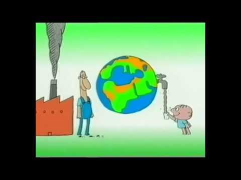 Environmental Pollution Animation Youtube Youtube