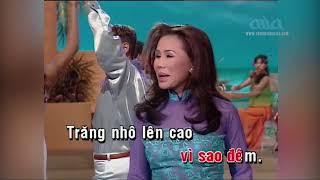 Karaoke | Biển Tình | Lam Phương | Thanh Tuyền
