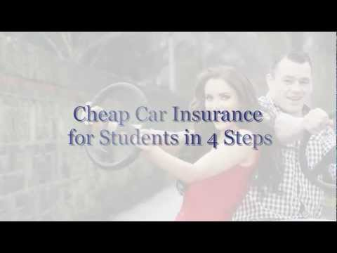 Cheap Car Insurance for Students in 4 Steps - Rate Digest Cheap Car Insurance Quotes