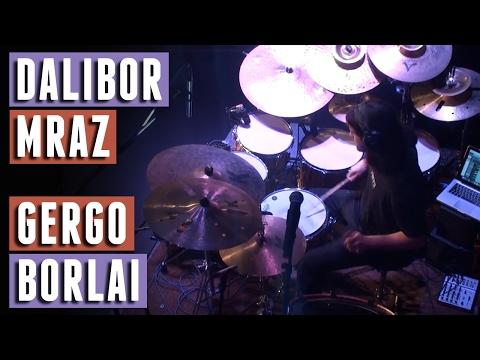 Gergo Borlai & Dalibor Mraz Drum Duet