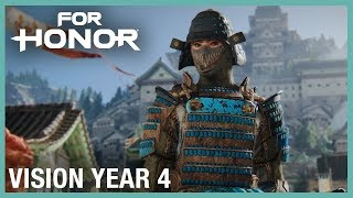For Honor set to launch Year 4