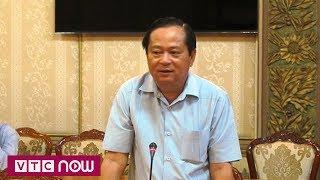 Khởi tố nguyên Phó Chủ tịch UBND TP.HCM Nguyễn Hữu Tín | VTC1