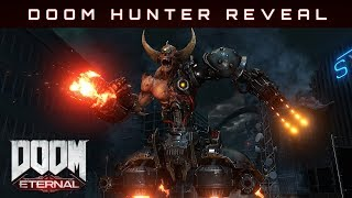 DOOM Hunter Reveal preview image