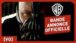 Batman : the dark knight rises :  bande-annonce 2 VO