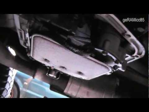 Transmission Fluid Change Amp Band Adjustment Dodge Ram 1500