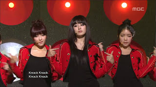 T-ARA - Why do you act like that, 티아라 - 왜 이러니, Music Core 20101218