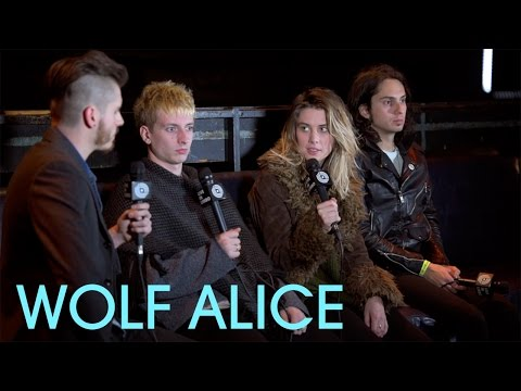 Wolf Alice On Star Wars, Touring North America and Sprinter Vans - Interview, 2015