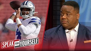 Disrespect of Dak is a myth, there's delusion on his value — Whitlock | NFL | SPEAK FOR YOURSELF