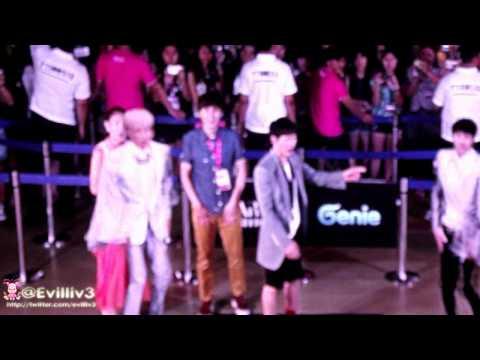 [FANCAM] 120814 Kyu Eunhyuk Dance Sexy Free&Single