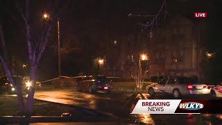 Woman fatally shot in south Louisville