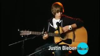 Justin Bieber One Time song