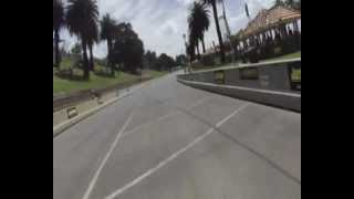 The Beast CBX Racer - 2012 Geelong Revival
