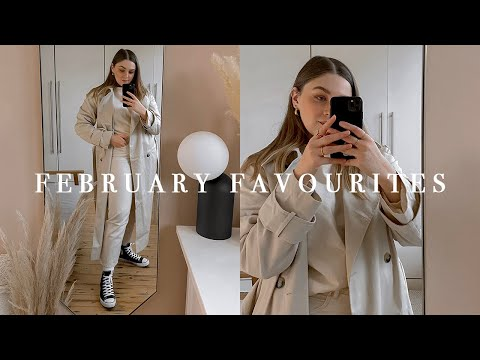 FEBRUARY FAVOURITES & OUTFITS OF THE MONTH | I Covet Thee