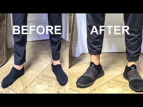 EASY DIY: Jogger Pants