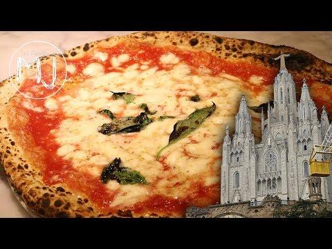 LA MEJOR PIZZA DE BARCELONA | Ruta de las pizzas