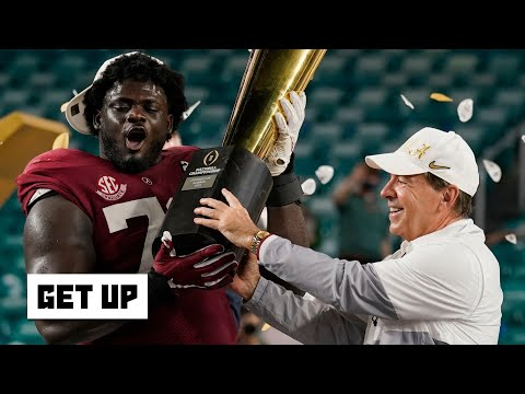 Alabama vs. Ohio State CFP National Championship game highlights and analysis | Get Up