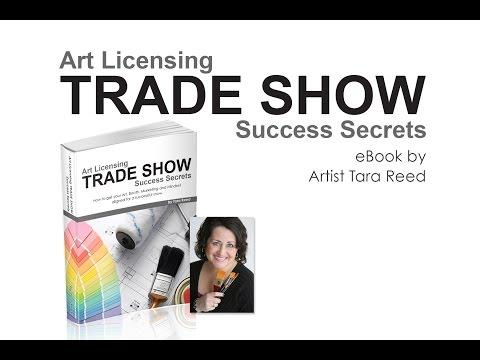 Art Licensing Trade Show Success Secrets