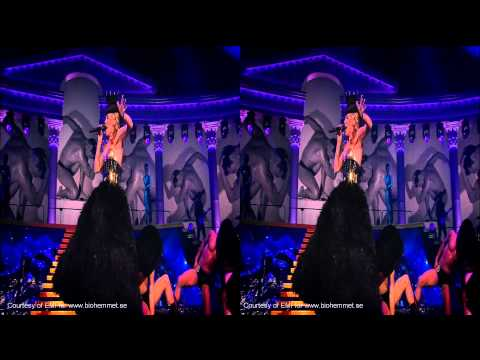 Kylie Minogue 3D - Aphrodite - Les Folies - Live in London Cupid Boy