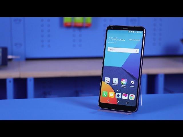 Belsimpel.nl-productvideo voor de LG G6 ThinQ Black