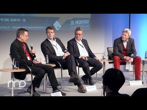 Diskussion: Die Radio-Agenda - Future Proof: Was macht Radio zukunftsfest?