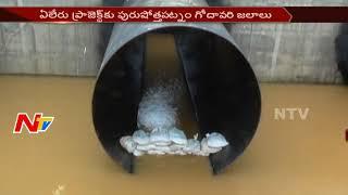Chandrababu to inaugurate Purushothapatnam Lift Irrigation..
