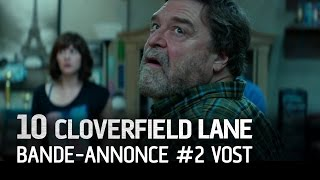 10 cloverfield lane :  bande-annonce 2 VOST
