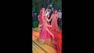 Sandli sandli naina vich tera naam ve mundeya new marrie girl dance