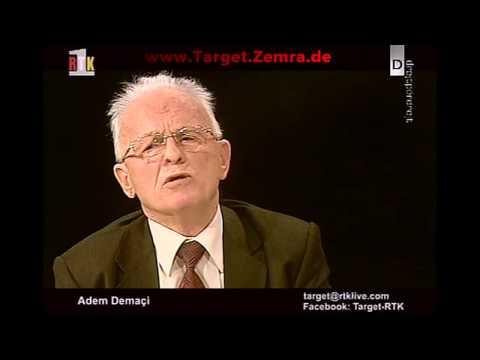084 - Target-RTK: Interviste me Adem Demaqin 05.03.2013